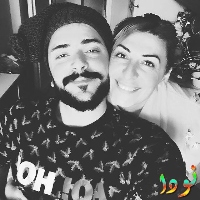 Halil Ibrahim Kurum وزوجته
