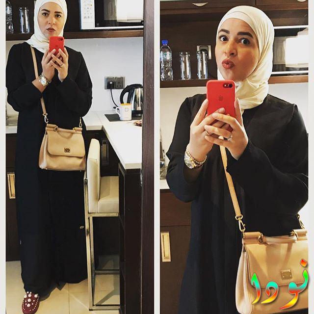 إيمي سمير غانم بالحجاب