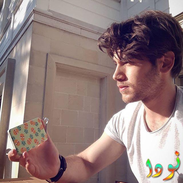 الممثل التركي الشاب امري بيه