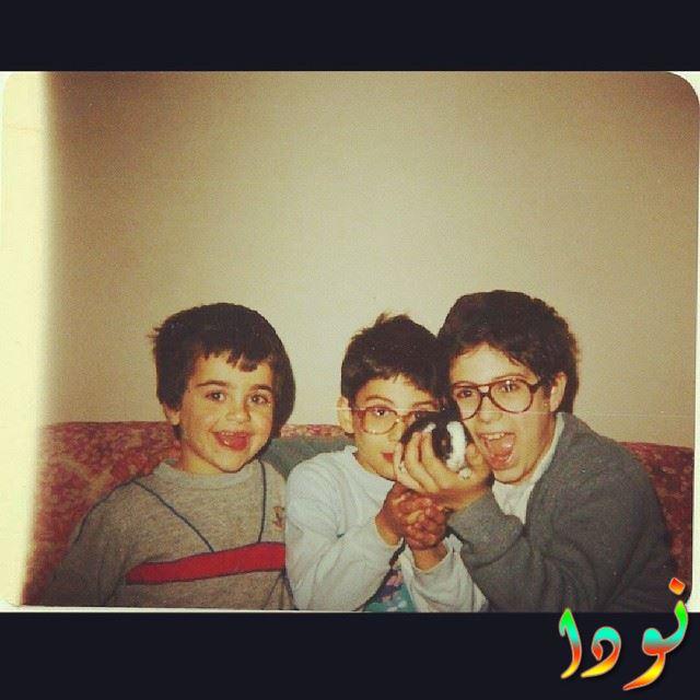 بامير بكين وهو صغير
