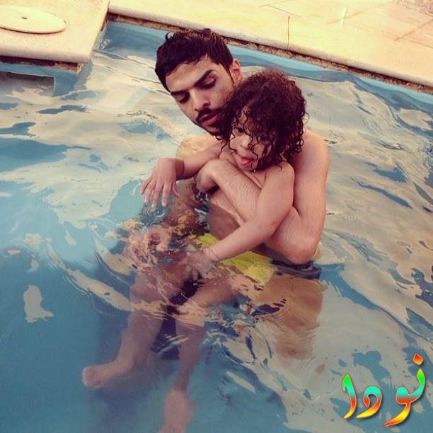 شعيفان محمد وابنة صديق له