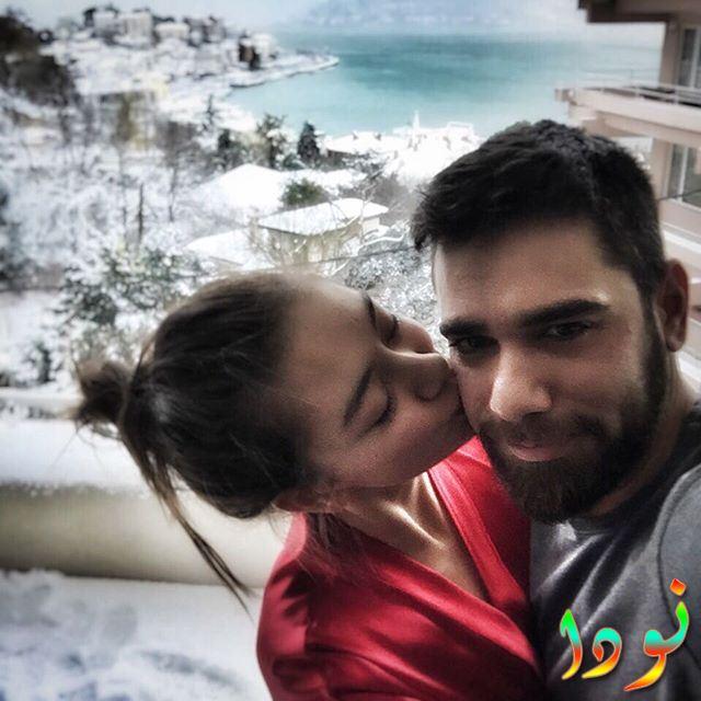 صورة جديدة لنسليهان أتاغول مع زوجها