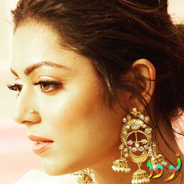 الممثلة الهندية دراشتي دهامي