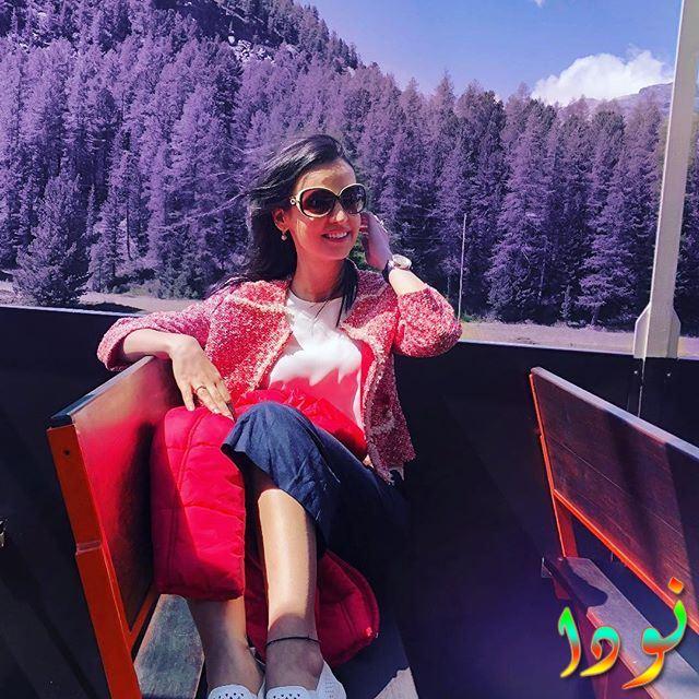 الممثلة الهندية سنايا إيراني