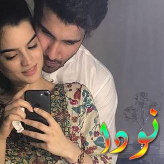 صورة جديدة لفيروز خان وزوجته