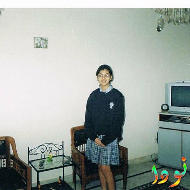 صورة قديمة للممثلة سريتي جا