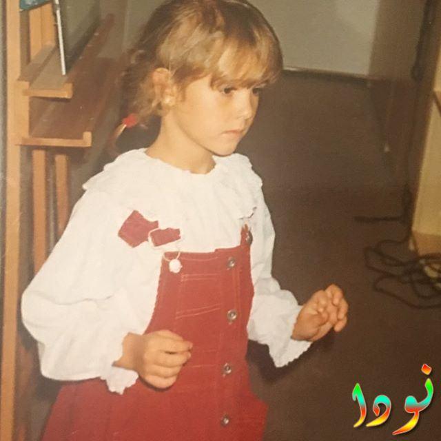 صورة ليلي ليديا توغوتلو وهي طفلة صغيرة