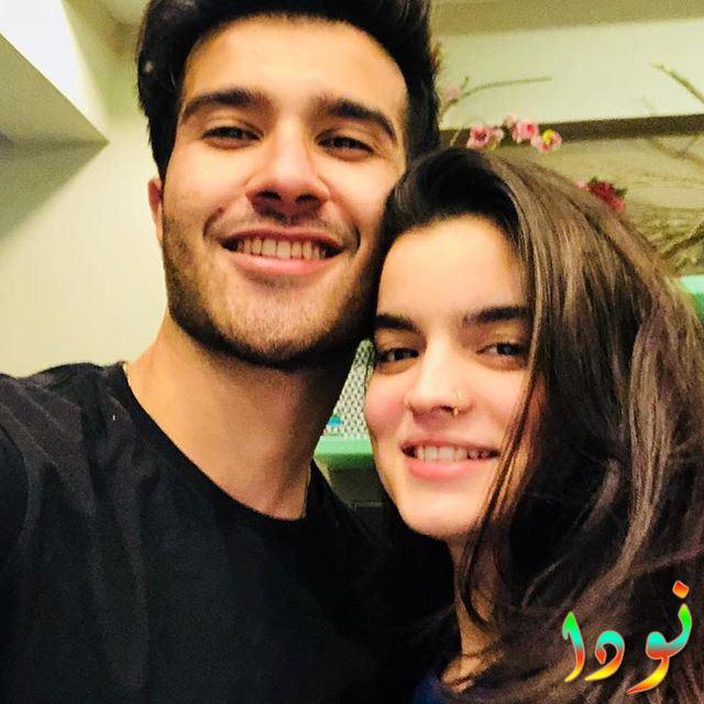 فيروز خان وزوجته