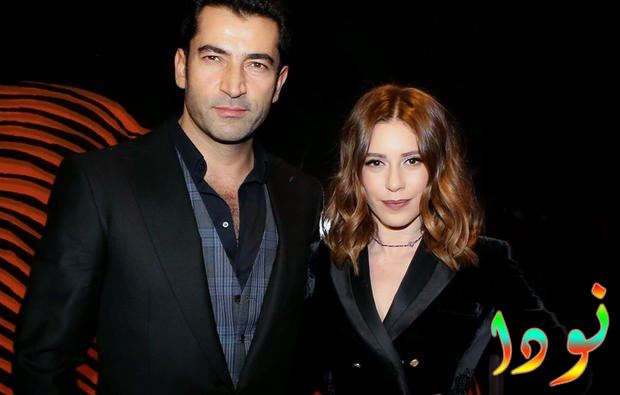كنان إميرزالي أوغلو وزوجته