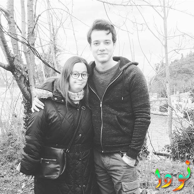 ميرت يازجي أوغلو ووالدته