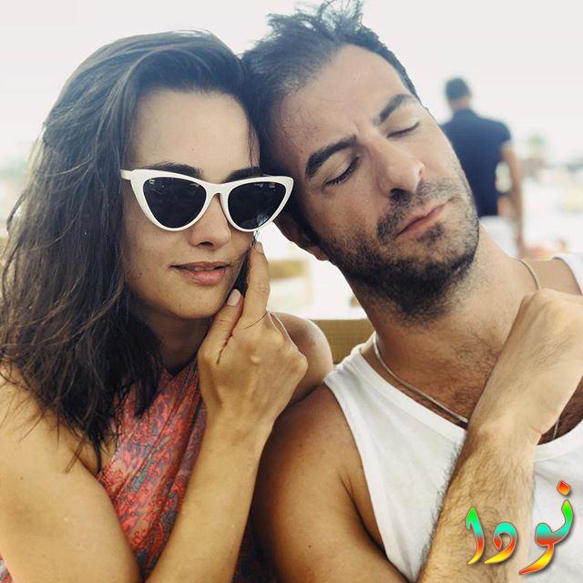 إسماعيل ديميرجي وزوجته