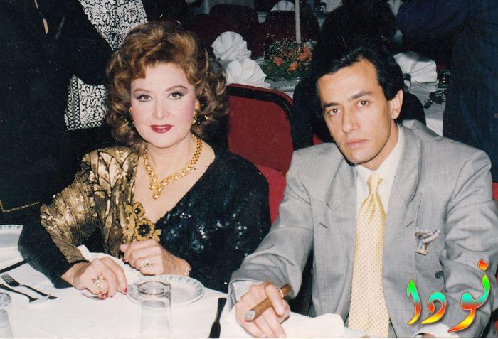 احمد الشربيني ابن ليلى طاهر