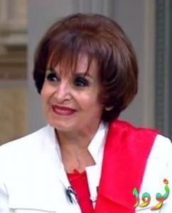 الفنانة الكبيرة سميرة احمد