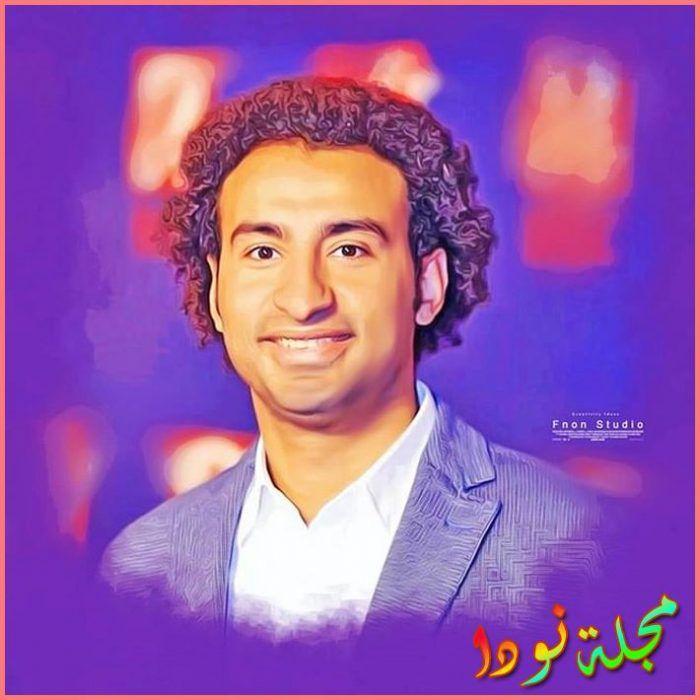 الفنان علي ربيع الممثل المصري