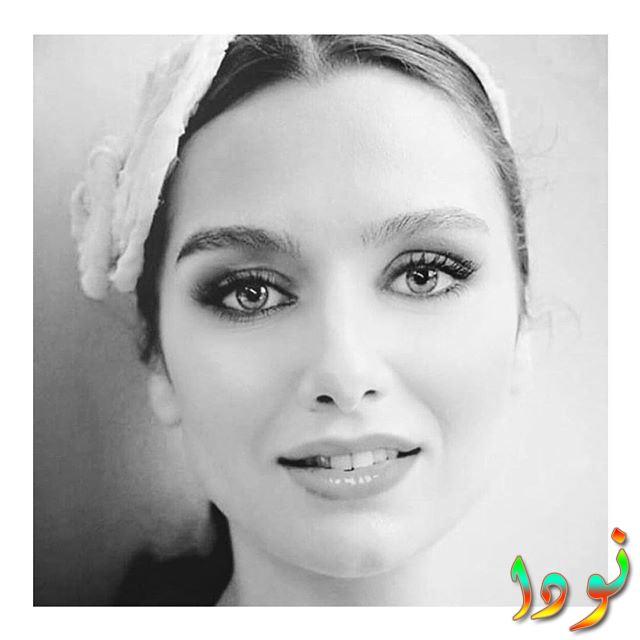 الممثلة التركية بيرجي أكالاي