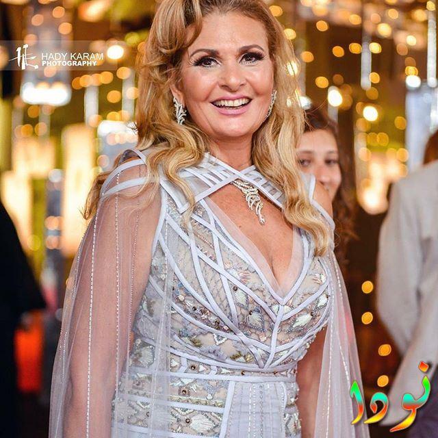 الممثلة المصرية يسرا التي لم تتغير مع الزمن