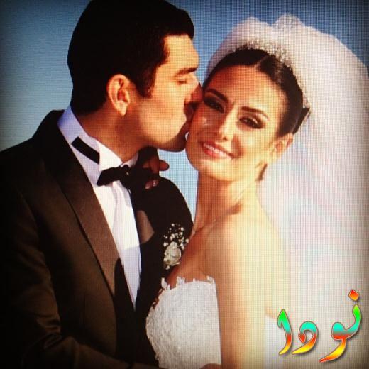 اوزليم يلماز وزوجها أحمد ايار