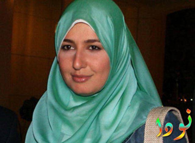 حلا شيحة بالحجاب