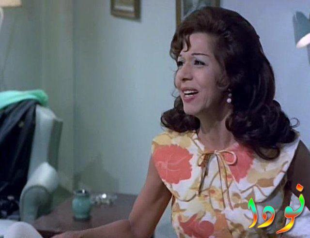 سامية جمال في آخر أعمالها السينمائية
