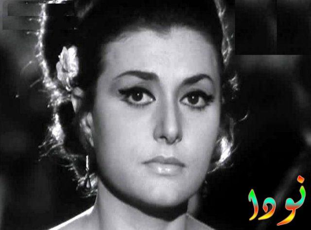 صورة قديمة لليلى طاهر