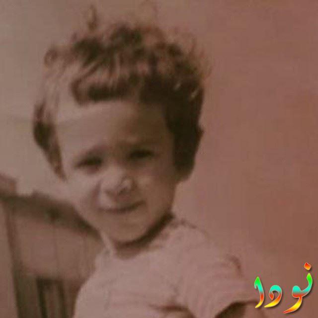 طفولة كريم عبد العزيز