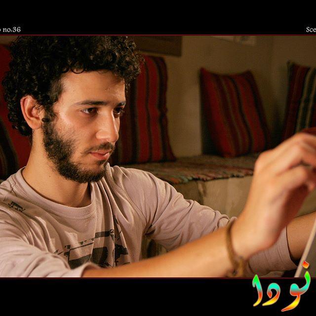 كريم قاسم في فيلم بالألوان الطبيعية
