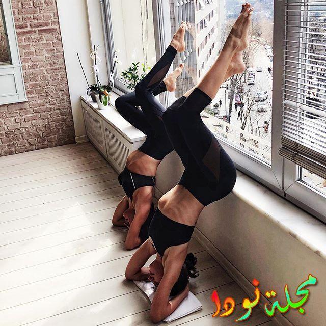 ميليسا أسلي باموق تلعب الرياضة