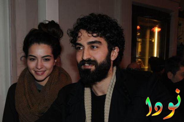 ميليسا أسلي باموك وحبيبها تولجا سالا