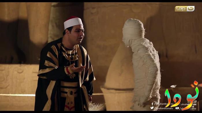 إسلام إبراهيم في مسلسل ريح المدام 2017