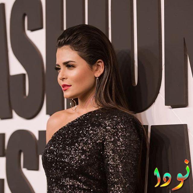 الممثلة أسماء جلال كلبش