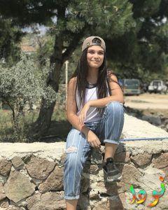 الممثلة التركية الينا اوزجتشان