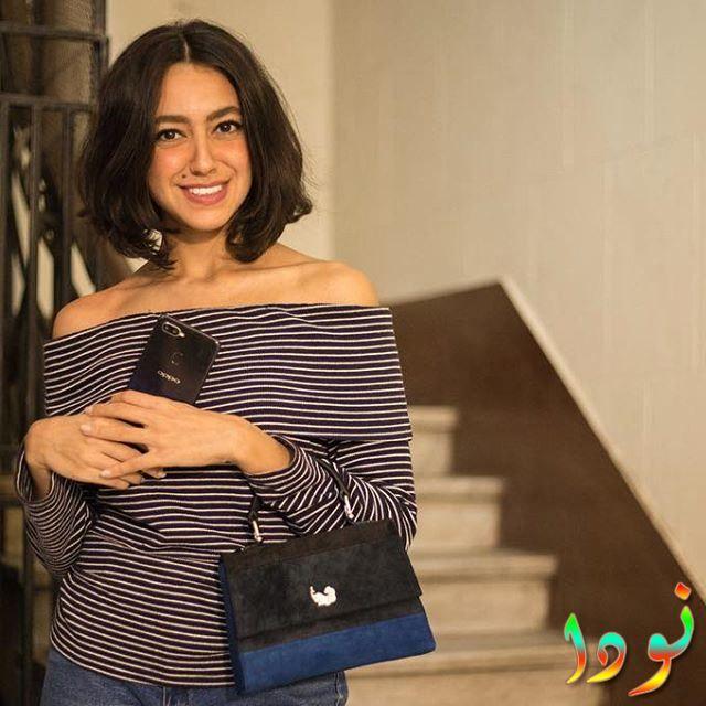 الممثلة المصرية هند عبد الحليم
