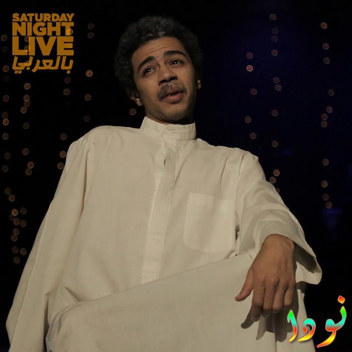 الممثل احمد سلطان