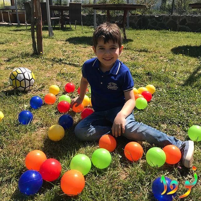 الممثل الصغير امير اوزيا كسير