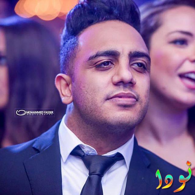 الممثل محمد أسامة