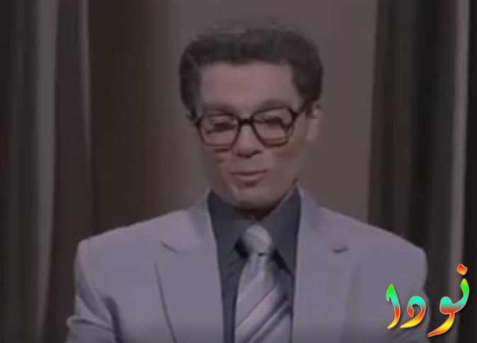 خالد النبوي في دور الدكتور مصطفى محمود