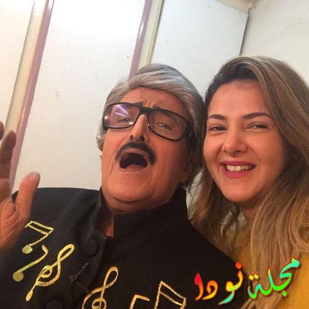 دنيا سمير غانم ووالدها