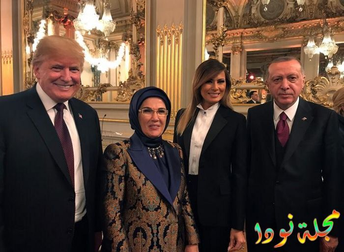 زوجة رجب طيب اردوغان