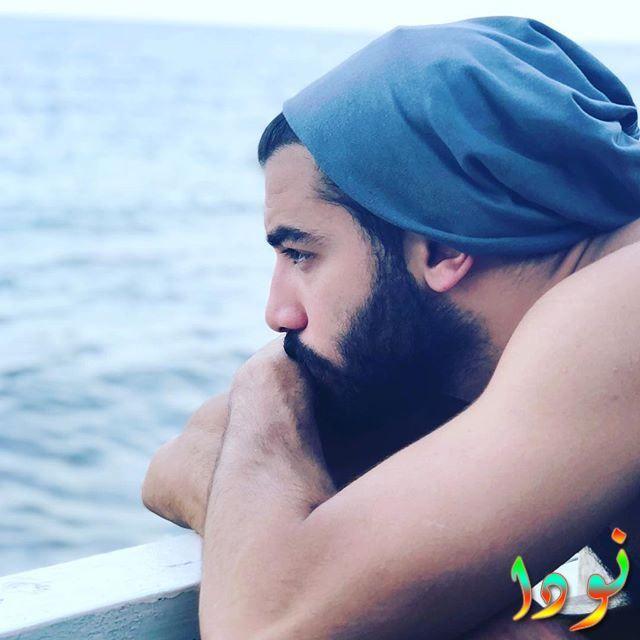 صورة جميلة لحازم أيهاب