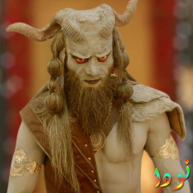 صورة من الحلقة الأولى من مسلسل عين الشر