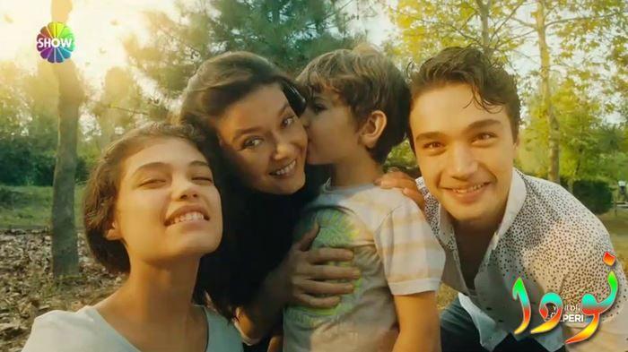 صورة من المسلسل التركي جولبيري