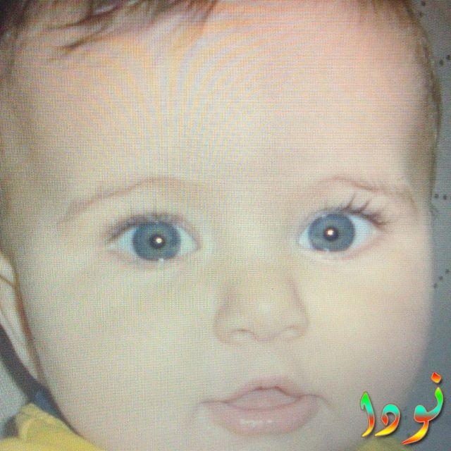 صورة نادرة لامير اوزيا كسير وهو طفل صغير