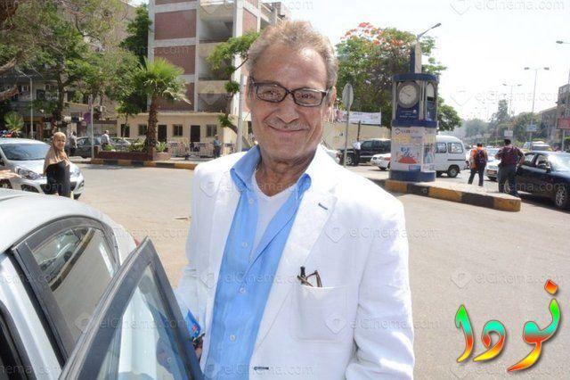عمر فاروق الفيشاوى في 2018 66 سنة
