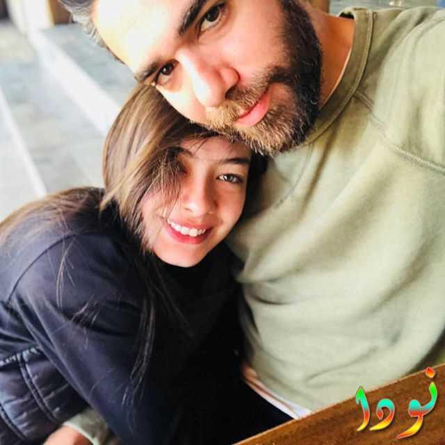 قادير دوغلو وزوجته
