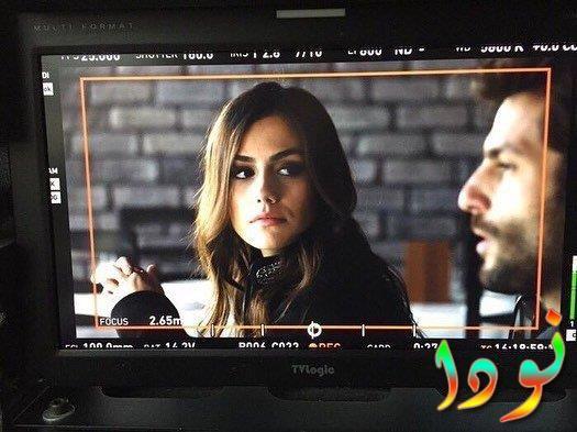 لقطة من الحلقة الأولى من مسلسل حلقة Halka