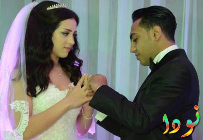 محمد أسامة وزوجته