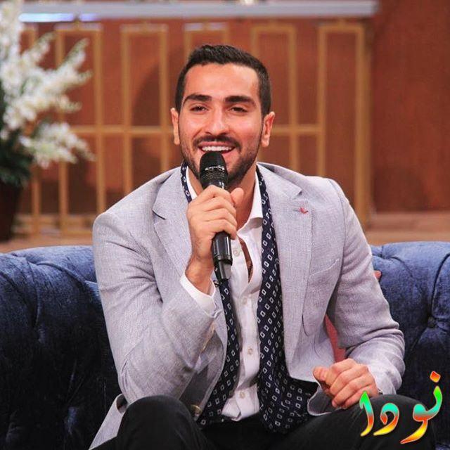 محمد الشرنوبي في إحدى البرامج التلفزيونية