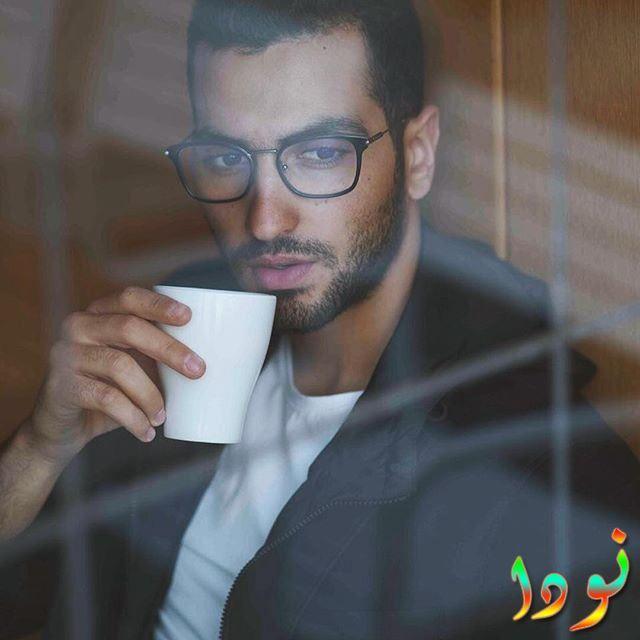محمد الشرنوبي يحب شرب قهوته كل صباح