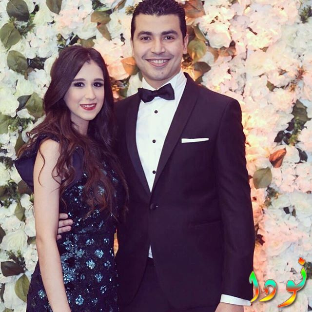 نوران زوجة محمد أنور