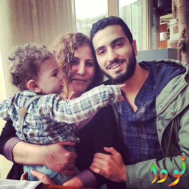 والدة محمد الشرنوبي
